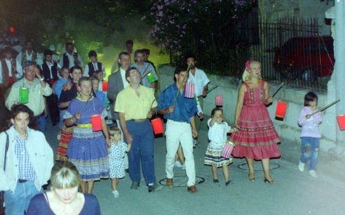 St roch rognonas avec les brules de chazemais 1992 1