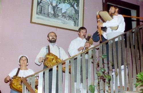 St roch rognonas avec les brules de chazemais 1992 11
