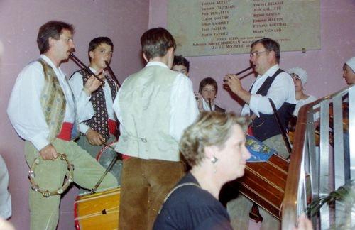 St roch rognonas avec les brules de chazemais 1992 12