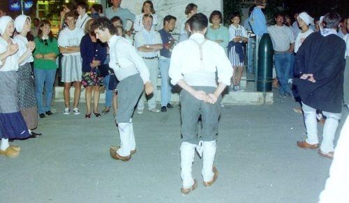 St roch rognonas avec les brules de chazemais 1992 13