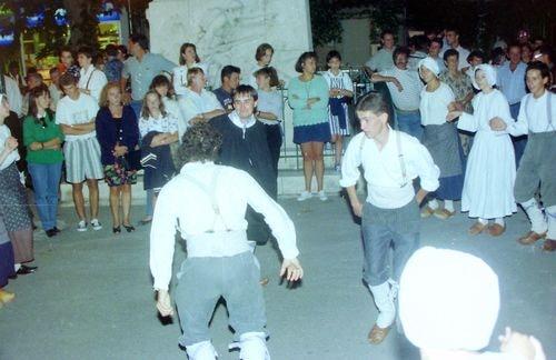 St roch rognonas avec les brules de chazemais 1992 14