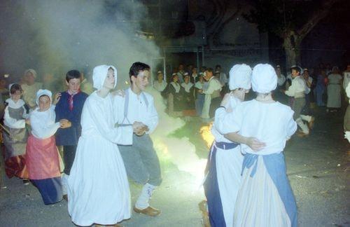 St roch rognonas avec les brules de chazemais 1992 15