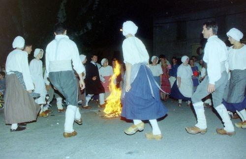 St roch rognonas avec les brules de chazemais 1992 18