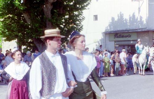 St roch rognonas avec les brules de chazemais 1992 22