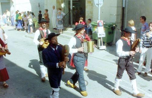 St roch rognonas avec les brules de chazemais 1992 24