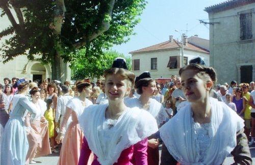 St roch rognonas avec les brules de chazemais 1992 33
