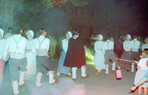 St roch rognonas avec les brules de chazemais 1992 5