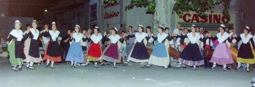 St roch rognonas avec les brules de chazemais 1992 7