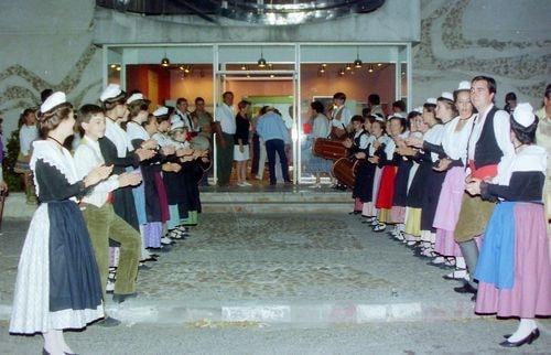 St roch rognonas avec les brules de chazemais 1992 9